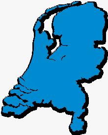 het weer in Hoogland