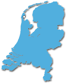 het weer in De Waal (Texel)